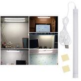 USB LED Masa Lamba Banyo Ayna Duvar Gece Lambası & Anahtar Okul Çocuk Başucu