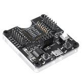 Module WIFI de carte de développement de brûleur de carte de test ESP8266 pour ESP-01 ESP-01S ESP-12E ESP-12F ESP-12S ESP-18T