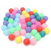 150pcs loteria bola de pingue-pongue bola de pingue-pongue tênis de mesa festa da sorte lavável
