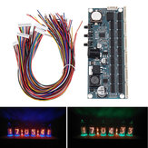 DIY IN14 QS30 IN12 Nixie Tube PCBA Module Motherboard For Glow Tube Digital Clock No Tubes