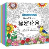 6 sztuk zestaw do kolorowania dla dzieci