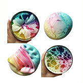 60 ml multicolor misturado plasticina slime lama diy presente brinquedo apaziguador do esforço