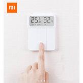 2021 جديد رواية شاومي Mijia بلوتوث شبكة ذكي مفتاح الجدار درجة الحرارة والرطوبة المستشعر ميزان الحرارة مقياس الرطوبة ضوء التحكم عن بعد مراقبة مف