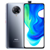 POCO F2 Pro Global Version 6,67 tommer Snapdragon 865 4700mAh 30W Hurtig opladning 64MP Kamera 8K Video 6GB 128 GB 5G Smartphone