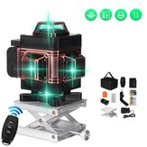 16 Line Laser Level Green Light Auto Self Leveling Cross 360° Rotary Measuring