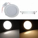 12W Yuvarlak LED Gömme Tavan Paneli Aşağı Işıklı Sürücü