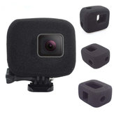 1PC Sponge Windshield for Gopro Hero 5/6 Sport Camera Black