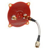 Realacc Triple Feed Patch-1 5.8GHz 9.4dBi Directional Circular Polarized FPV Pagoda Antenna