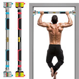 400kg Doorway Pull Up Bar Adult Wall Horizontal Bar Body Training Fitness Exercise Tools
