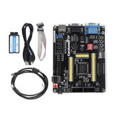 ALTERA Cyclone IV EP4CE6 FPGA Development Board Kit Altera EP4CE NIOSII FPGA-kaart en USB Downloader Infraroodcontroller