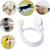 1.5m / 2m / 2.5m Pojedynczy zlew zlewozmywakowy Głowica prysznicowa Spray do węża Fryzjer Pet Dog Washing