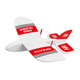 KFPLAN KF606 2.4 GHz 2CH EPP Mini Indoor RC Glider Pesawat Built-In Gyro RTF