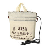 220V SPA Massage Verwarmingszak Hot Stone Warmer Heater Device