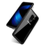 Bakeey Airbag Acrylic Transparent TPU Case for Samsung Galaxy A8 2018
