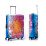 Outdoor Travel Elastic Bagagli Trolley Suitcase Cover Protezione antipolvere