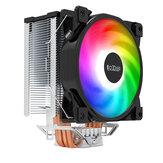 PCCOOLER GI-X4S CPU Air Cooler 120mm AIO 145W Radiador Computador PC Gaming Caso Ventilador de refrigeração para Intel AMD