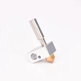 TRONXY® 20 * 20 * 10 mm M6 Gardło 7 * 31 mm Dysza 0,4 mm Zestaw bloku grzewczego do drukarki 3D