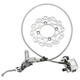 Universal Front Hydraulic Brake Caliper Disc 125cc 150cc Pit Dirt Bike Kit Set