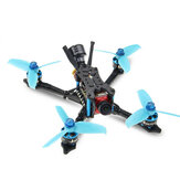 HGLRC Arrow 3 152mm F4 OSD 3 Inch 4S 6S FPV Racing Drone PNP BNF w/ 35A ESC Caddx Ratel 1200TVL Camera