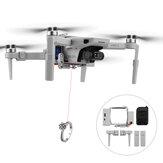 Luchtwerper Dropping Transport Geschenk Levering Apparaat met Verhogen Landingsgestel Afstandsbediening voor DJI Mavic Mini 2 / Mini RC Drone