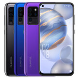 OUKITEL C21 Global Version 6.4 inch FHD + Perforator Display 4000 mAh Android 10 20 MP Camera aan de voorkant 4 GB 64GB Helio P60 4G Smartphone