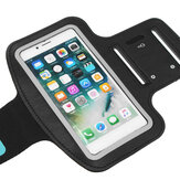 Sports Running Academia Touch Screen Armband Caso Bolsa de suporte de tampa para iPhone7 Plus