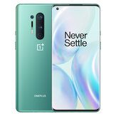 OnePlus 8 Pro 5G Global Rom 6,78 pollici QHD + 120Hz Fluido Display IP68 NFC Android 10 4510 mAh 48 MP Quad Posteriore fotografica 12 GB 256 GB Snapdragon 865 Smartphone