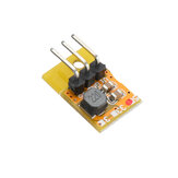 0.7-5V à 5V DC DC Boost Power Supply Step Up Module convertisseur régulateur de tension