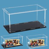 DIY Acrylic Display Case For LEGO 21302 The Big Bang Theory Bricks Toy