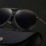 Men's Fashion Hipster Sunglasses Spring Legs Sunglasses Color-changing