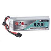 Gaoneng GNB 11.1V 4200mAh 90C 3S Lipo Батарея XT60 / XT90/T Plug для FPV RC Racing Дрон
