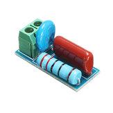 10Pcs Circuito de protección de contacto de relé de circuito de absorción de sobrecarga de resistencia RC Circuito electromagnético