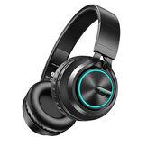 Fones de ouvido sem fio bluetooth fones de ouvido fone de ouvido dobrável estéreo super bass estéreo HIFI v4.2 fones de ouvido com fone de ouvido