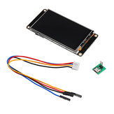 Nextion Enhanced NX4024K032 3.2 дюймов HMI Intelligent Smart USART UART Serial Touch TFT LCD Экранный модуль