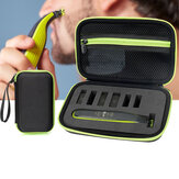 Shaver Pouch Carrying Case for Philips Norelco Oneblade Hydbrid Electric Hair Trimmer Razor QP2520