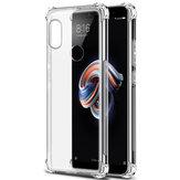 Bakeey Transparent Shockproof Soft TPU Protective Case For Xiaomi Mi A2 / Xiaomi Mi 6X