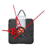 12mm Kuvars Silent Saat Hareketi Mekanizması Modülü DIY Olmadan Dakika Ikinci Batarya Olmadan