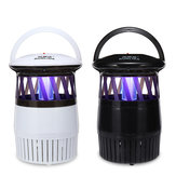 2 in 1 5V USB Electric Mosquito Dispeller LED Light Killer Insect Fly Bug Zapper Trap Lamp