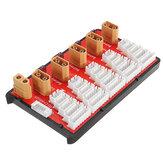 Równoległa stacja ładowania Power Genius PG obsługuje 5 paczek baterii 2-6 S Lipo XT60 T Plug