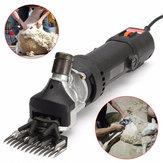 480W AC 110-220V Electric Wool Shears Farm Animal Hair Clippers