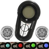 Motorcycle MP3 Stereo System FM Amplifier Speaker with bluetooth Function Waterproof