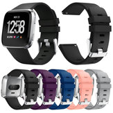 23mm Silikon Watchtband Replacement For Fitbit Versa