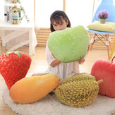 Honana WX-558 New 3D Simulation Fruit Pillow Decorative Cushion Throw Pillow With Inner Home Decor Sofa Emulational Toys