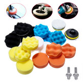 25Pcs 3 Inch Polishing Sponge Waxing Buffing Pad Compound for Car Polisher