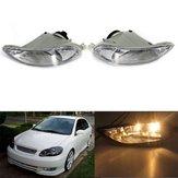Car Bumper Mistlampen Voorlichten Links Rechts Voor Toyota Corolla 05-08