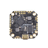 Upgrade 25.5x25.5mm JHEMCU GHF411AIO Pro F4 OSD Flight Controller Built-in 35A BL_S 2-6S 4in1 ESC for Whoop Toothpick FPV Racing Drone