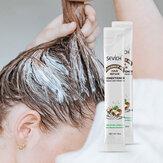 L'huile d'argan Sevich nourrit les cheveux et la noix de coco répare les cheveux abîmés