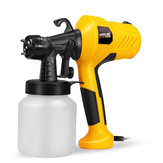 400W 800ml Electric Paint Sprayer Spray Guns Painting Tool Painting Compressor DIY Gift