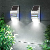 LED Solar Power Wall Light Motion Sensor Outdoor Garden Yard Lamp Waterproof