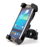360 ° Bike Motorcycle Handlebar Mount Holder Universal para iPhone Samsung Telefone